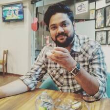 Raghvendra felhasználói profilja