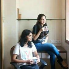 Henkilön Shrijoo And Chandni käyttäjäprofiili