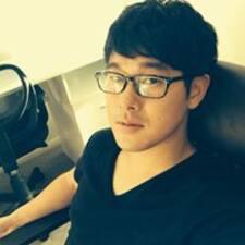 Kihyun felhasználói profilja