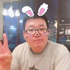 Профиль пользователя 주석