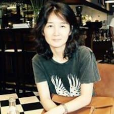 Profil utilisateur de Yunhee