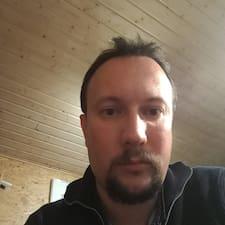 Gebruikersprofiel Francois