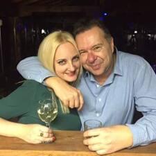 Profil Pengguna Margarita And Herman