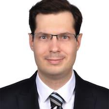 Profil utilisateur de Ernst Moritz