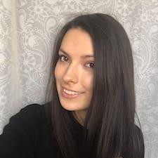 Элина felhasználói profilja