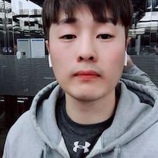 Seongwoo的用戶個人資料