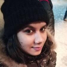 Spradha User Profile