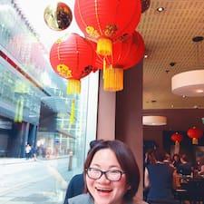 Perfil do utilizador de Xiaofei (Helen)