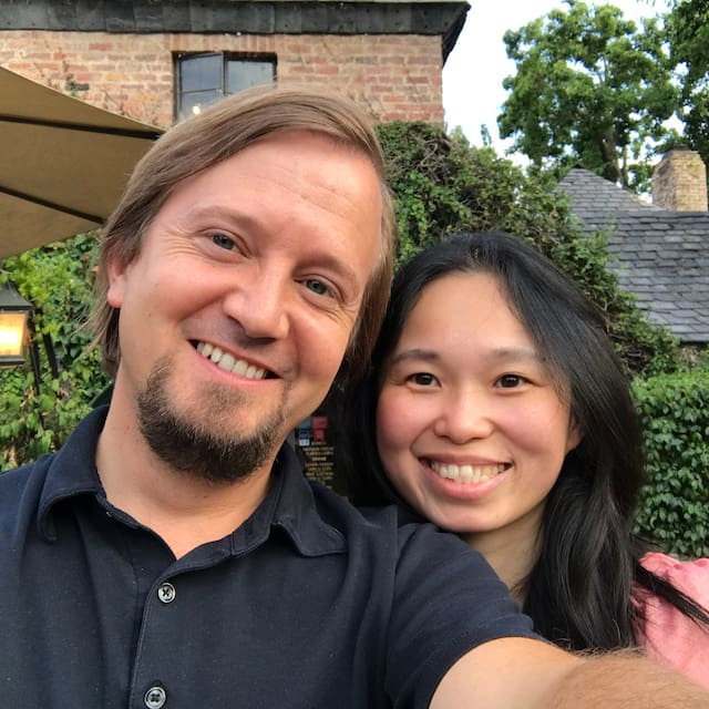 Ying And John User Profile