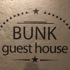 Profil utilisateur de Bunk