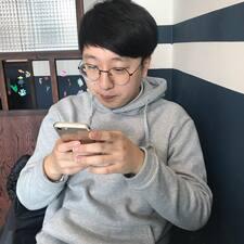 Perfil do utilizador de Dong Hyun