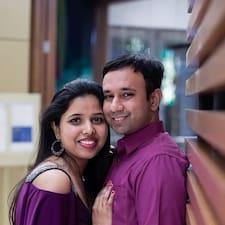 โพรไฟล์ผู้ใช้ Indu And Swetha