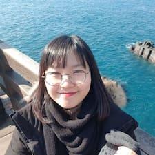 Профиль пользователя 유영