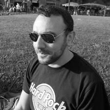 Gebruikersprofiel Massimo
