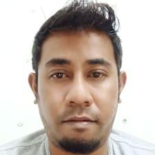 Profil utilisateur de Engku Fazli