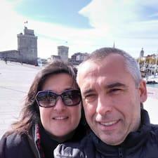 Fabienne & Philippe User Profile