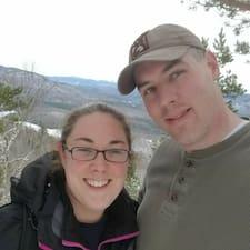 Lindsay & Aaron - Uživatelský profil