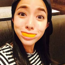 Profil utilisateur de 橙子