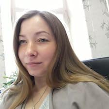 Perfil do utilizador de Ольга