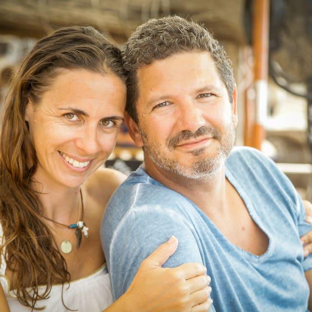 Profil uporabnika Jose & Monica