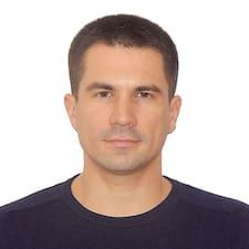 Gebruikersprofiel Sergey
