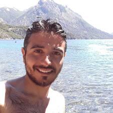Rodrigo Hernán felhasználói profilja