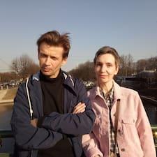 Nutzerprofil von Alexey&Larissa