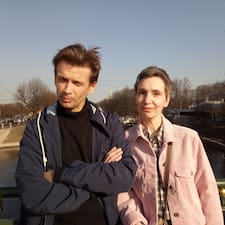 Alexey&Larissa Brukerprofil