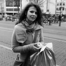 Nutzerprofil von Frederike