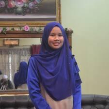 AydaAthierah User Profile