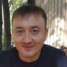 Горбунов felhasználói profilja