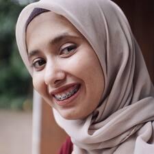 Hadijah User Profile