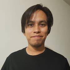 Gebruikersprofiel Erick