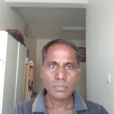 Profil utilisateur de Kannan