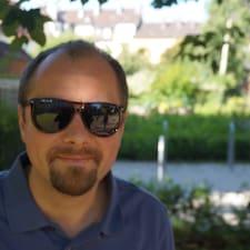 Yevgen User Profile