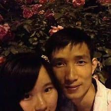 越天 felhasználói profilja