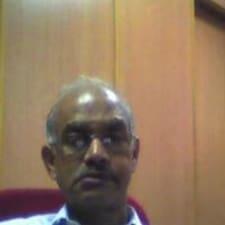 Perfil do usuário de S.Surya