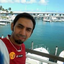 Gerardo Misael的用戶個人資料