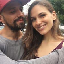 Tom & Jennifer Brugerprofil