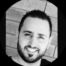 Profil Pengguna Vince