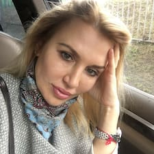 Oksana User Profile