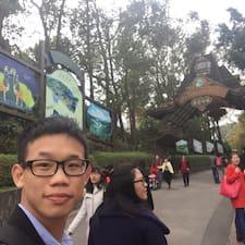 Zhifeng - Uživatelský profil