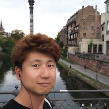 Perfil do utilizador de JoonYoung