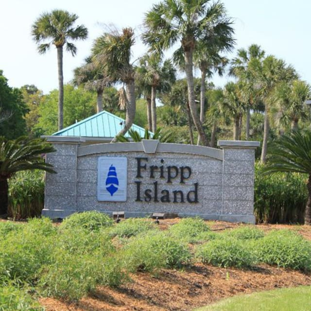Guidebook for Fripp Island