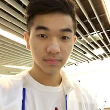 Профиль пользователя Jun-Yuan
