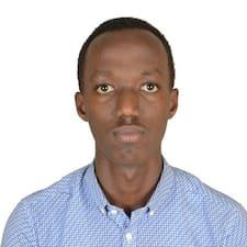 Profilo utente di Mugisha