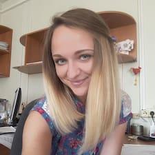 Profil korisnika Nastya