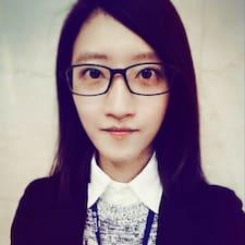 Perfil do usuário de Peishan