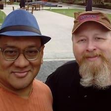 Albert & Chef Kevin