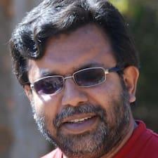 Profil utilisateur de Partha